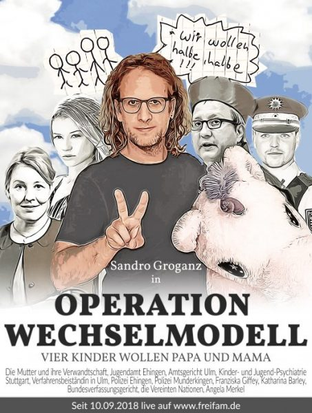 Operation Wechselmodell
